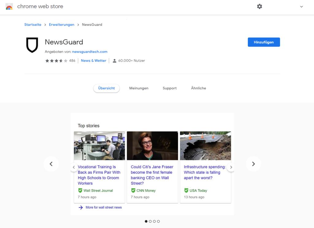 newsguard-chromeextention