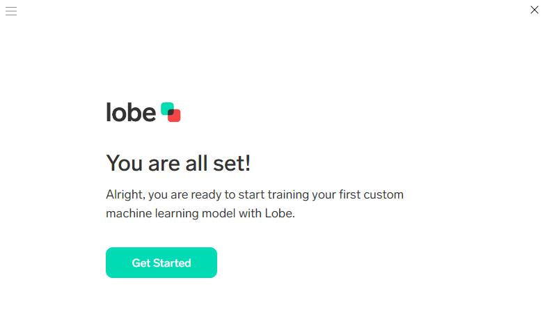 Lobeはソフトウェアです。インストールしましょう。