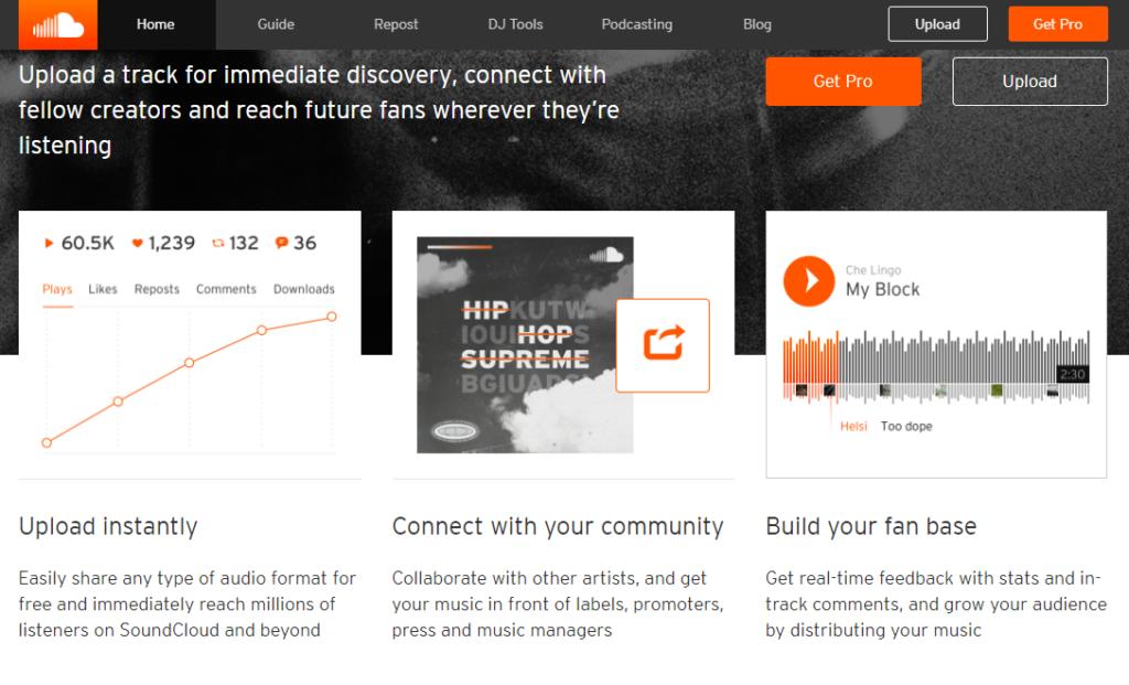 Soundcloud-Pro