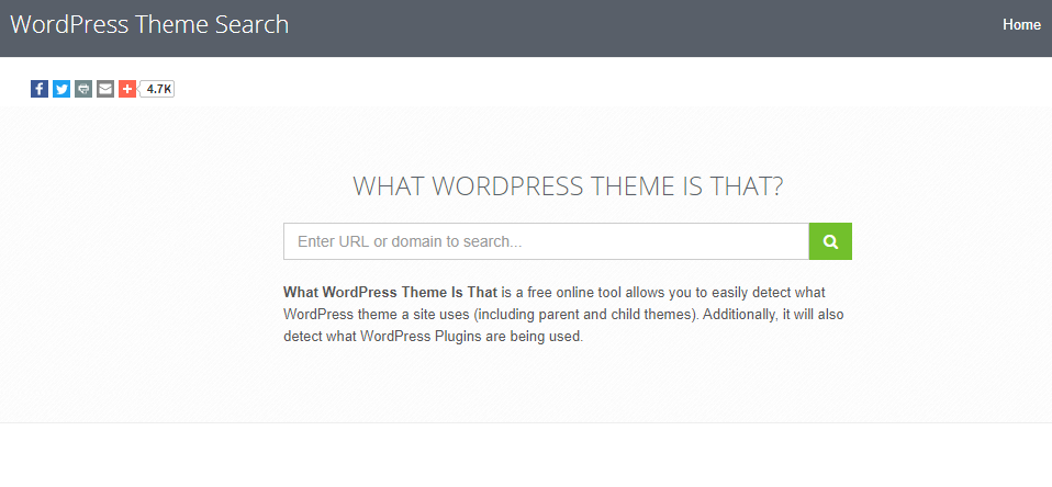 WP-thema-トップ画面